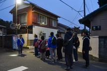 田子の集落を歩く