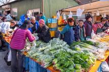 農産物等の販売