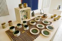 陶の展示作品