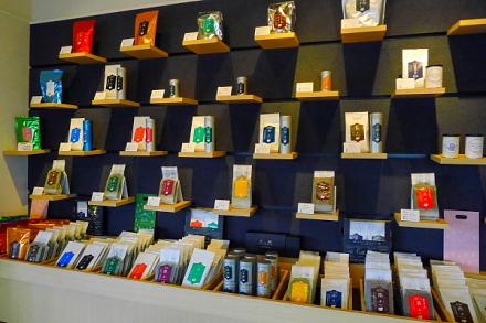 富士宮産のさまざまなお茶商品