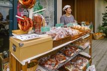 パンなどの販売