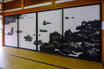 地持院の襖絵
