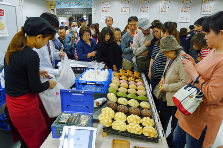 人気のメロンパン専門店「Melon de melon」