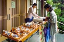 パンの販売