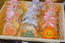 焼き菓子の販売