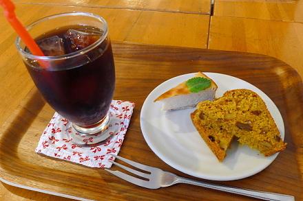 コトノネカフェの「味体験グルメ」