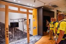 富士山かぐや姫ミュージアムを見学