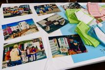 十六市に関する写真・資料等の展示