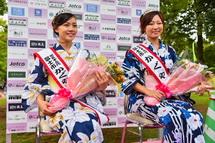 新しい富士市かぐや姫クイーンとかぐや姫