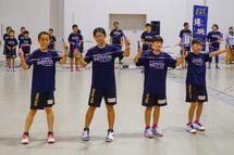 富士市なわとび協会「E-Jump Fuji」の演技