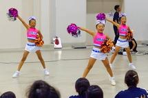 A-1キッズダンスの演技