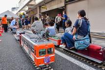 ミニ岳南電車