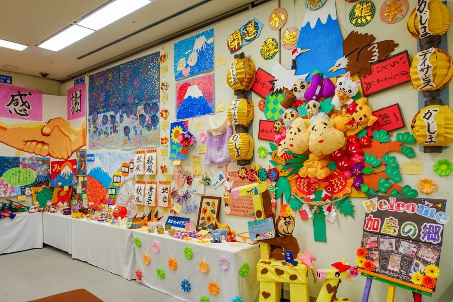 同時開催の富士市福祉展
