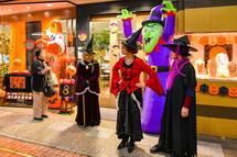 富士本町商店街周辺「富士ハロウィンフェスティバル」