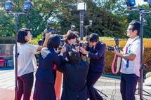 カメラマン杉山雅彦さんによる「激写☆セレブパパラッチーズ」