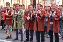 本宮の式典