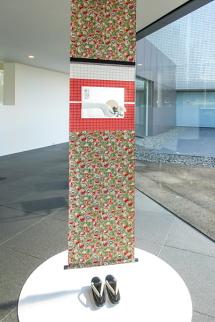 資生堂アートハウスの展示作品