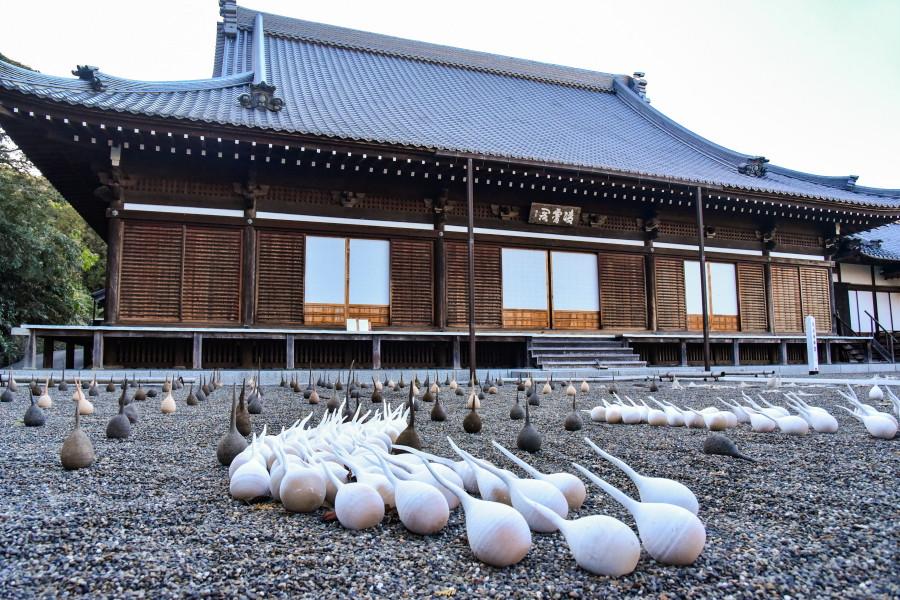 大東・横須賀方面の展示作品