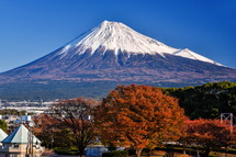 美しい富士山を満喫