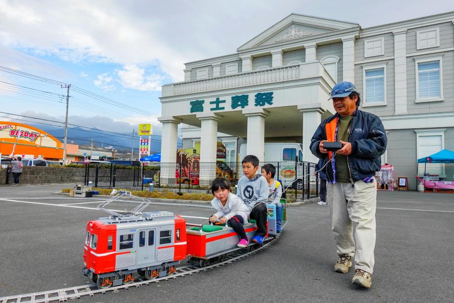 イベント開催の富士葬祭富士原田会館