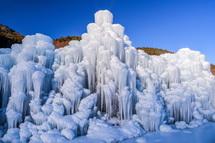 見応えある樹氷を楽しめる