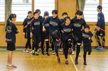 E-Jump Fujiの縄跳びパフォーマンス
