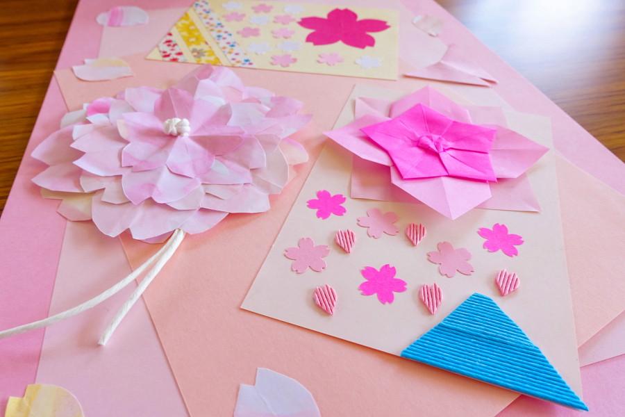 春色のオリジナル作品を作り上げる