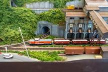鉄道模型展示風景