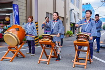 甲子太鼓(銀座町)