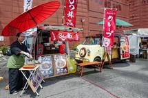夢大陸富士本店でもフリーマーケット開催