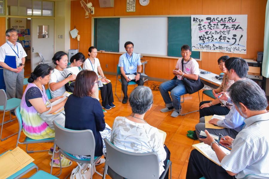 グループセッション