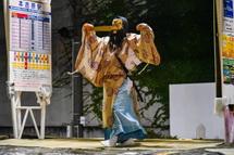 スサノオノミコトの舞