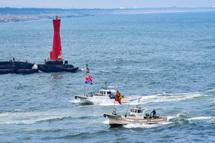 漁船パレード
