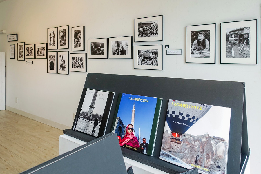 フリークin'75 近藤正寛写真展開催のRYU GALLERY