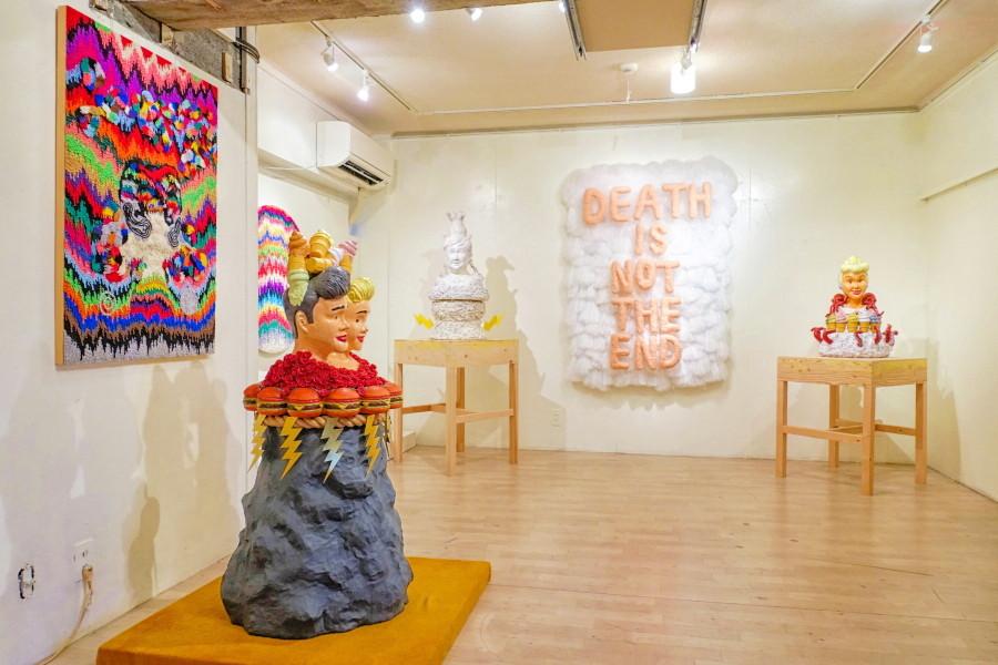 福井揚さんの個展開催のボタニカ・アートスペース