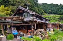 勝山育子さんの古民家