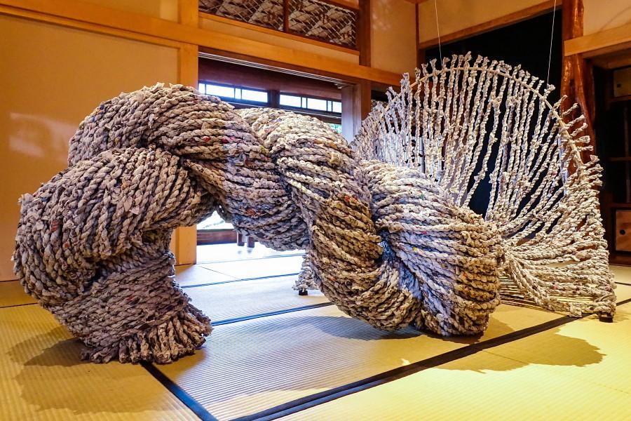 タナカえんさんの作品「蛇ノ脚」