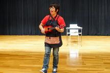 ステージでの歌遊び・手遊び